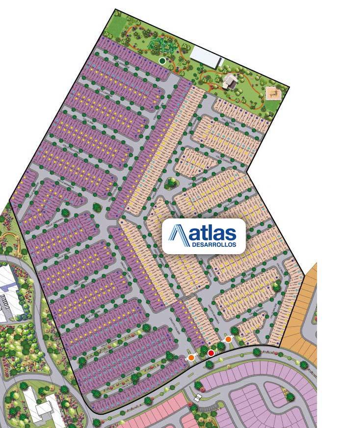 desarrollo atlas