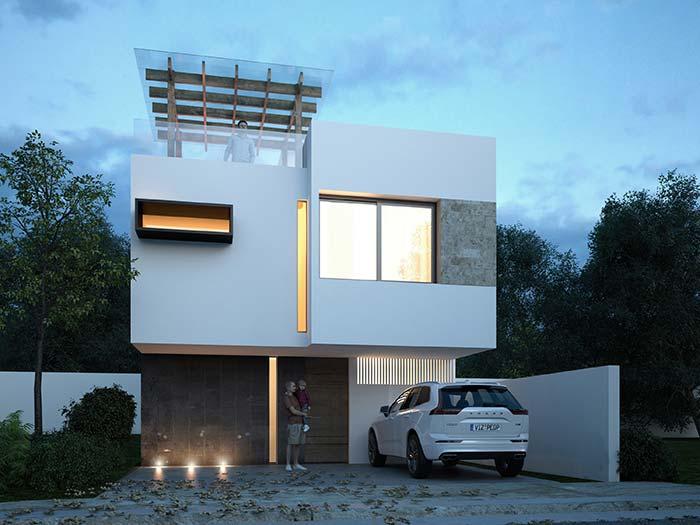 residencia modelo holbox