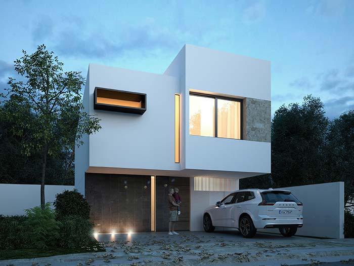 casa modelo rivera meseta
